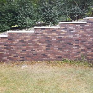 Retaing Wall Repaired